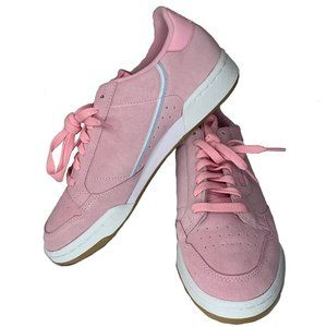 New adidas Continental 80 W True Pink sneaker, 8.5